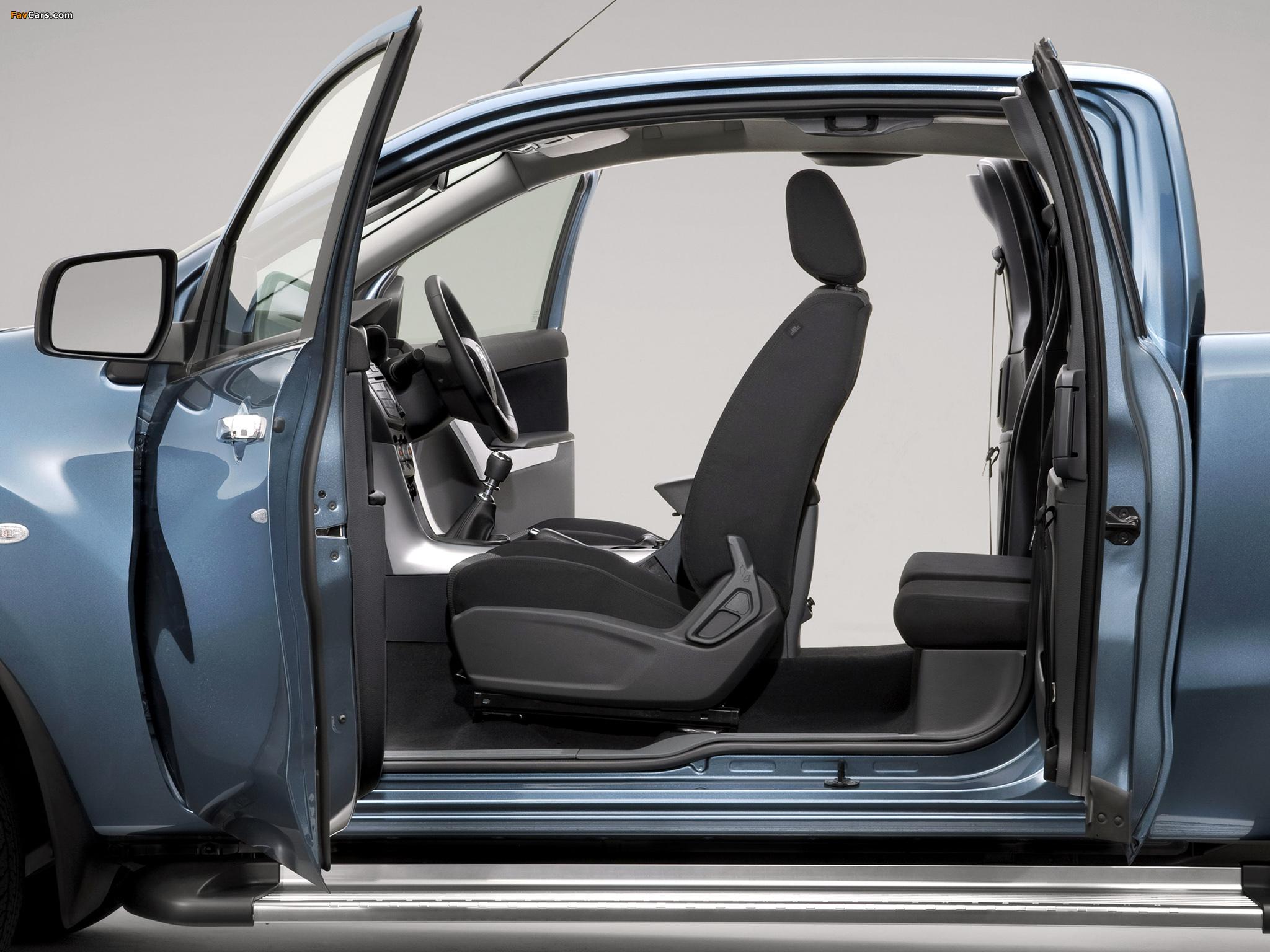 Images of Mazda BT-50 Freestyle Cab AU-spec 2011 (2048 x 1536)