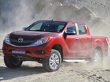 Images of Mazda BT-50 Double Cab ZA-spec 2012