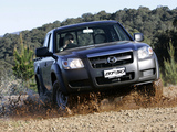 Mazda BT-50 Freestyle Cab AU-spec (J97M) 2006–08 images