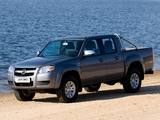 Mazda BT-50 Double Cab 2006–08 images