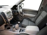 Mazda BT-50 Double Cab AU-spec (J97M) 2006–08 photos
