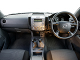 Mazda BT-50 Freestyle Cab AU-spec (J97M) 2006–08 photos