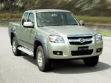 Mazda BT-50 Extended Cab (J97M) 2006–08 photos