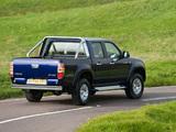 Mazda BT-50 Double Cab UK-spec (J97M) 2006–08 photos