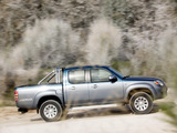 Mazda BT-50 Double Cab 2006–08 photos