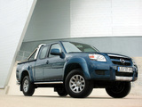 Mazda BT-50 Extended Cab (J97M) 2006–08 pictures