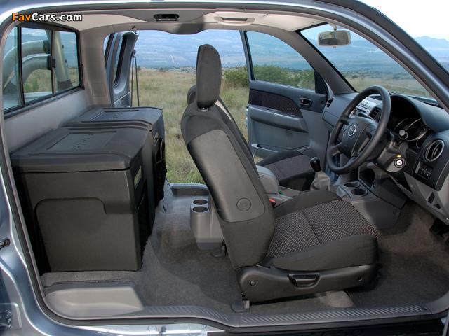 Mazda BT-50 Freestyle Cab ZA-spec (J97M) 2006–08 wallpapers (640 x 480)