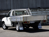 Mazda BT-50 Chassis Single Cab AU-spec (J97M) 2006–08 wallpapers