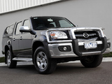 Mazda BT-50 Boss Double Cab AU-spec (J97M) 2008–11 photos