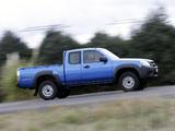 Mazda BT-50 Freestyle Cab AU-spec (J97M) 2008–11 pictures