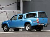 Mazda BT-50 Boss Double Cab AU-spec (J97M) 2008–11 wallpapers