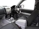 Mazda BT-50 Freestyle Cab AU-spec (J97M) 2008–11 wallpapers