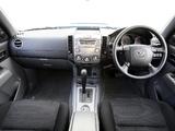 Mazda BT-50 Double Cab AU-spec (J97M) 2008–11 wallpapers