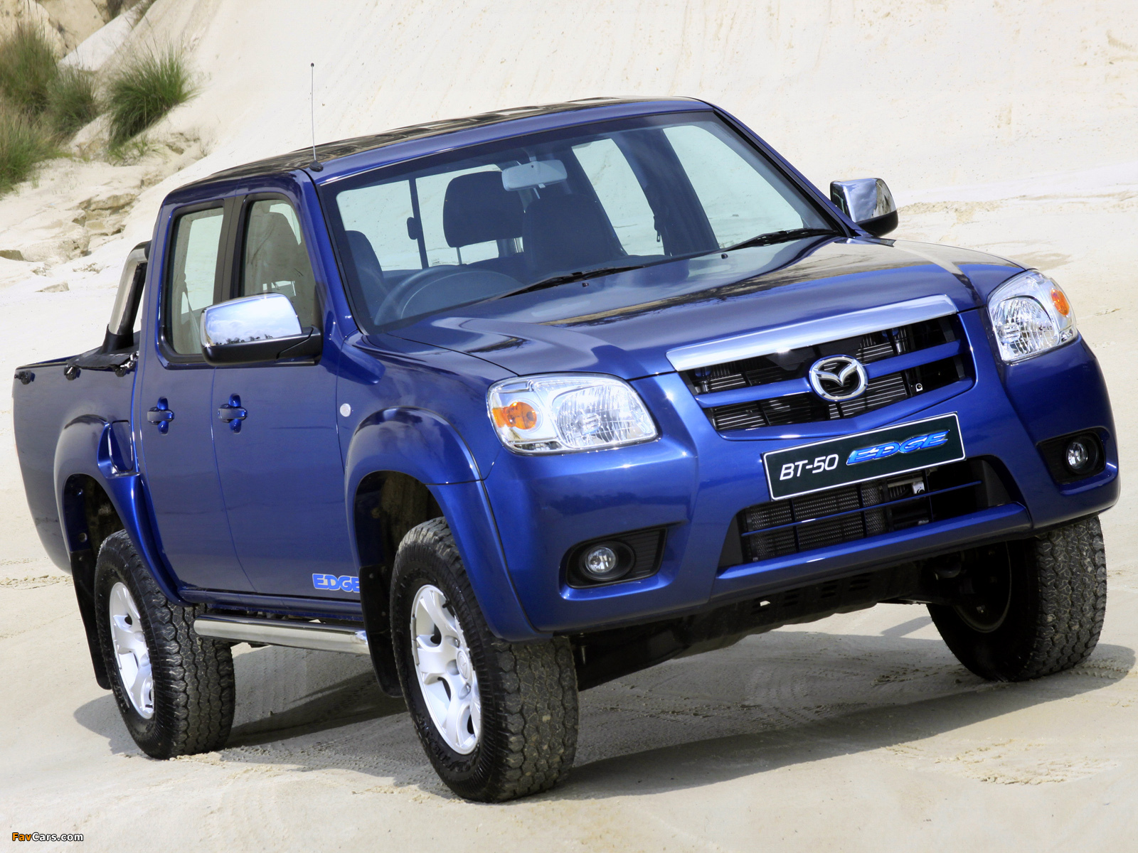 Mazda BT-50 Edge Double Cab (J97M) 2010 wallpapers (1600 x 1200)
