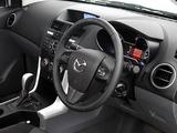 Mazda BT-50 Double Cab AU-spec 2011 images