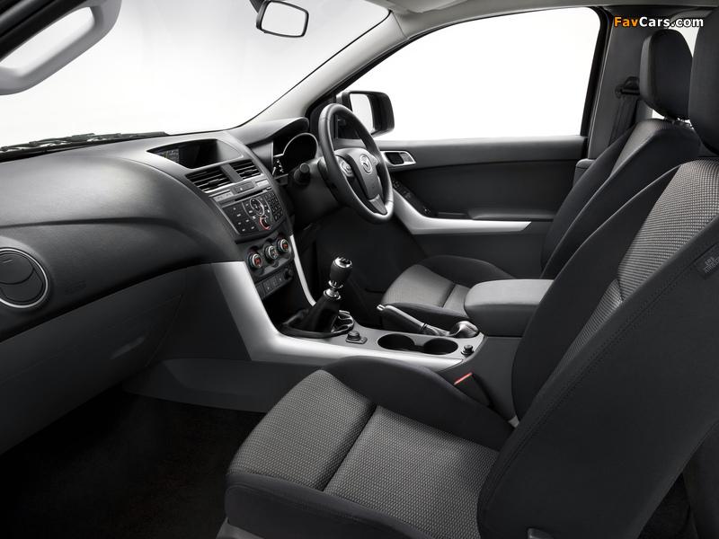 Mazda BT-50 Freestyle Cab AU-spec 2011 images (800 x 600)