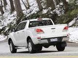 Mazda BT-50 Double Cab AU-spec 2011 photos