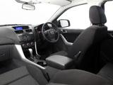 Mazda BT-50 Double Cab AU-spec 2011 wallpapers