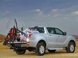 Mazda BT-50 Double Cab ZA-spec 2012 images