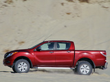 Mazda BT-50 Double Cab ZA-spec 2012 images