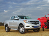 Mazda BT-50 Double Cab ZA-spec 2012 photos