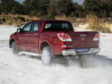 Mazda BT-50 Double Cab ZA-spec 2012 wallpapers