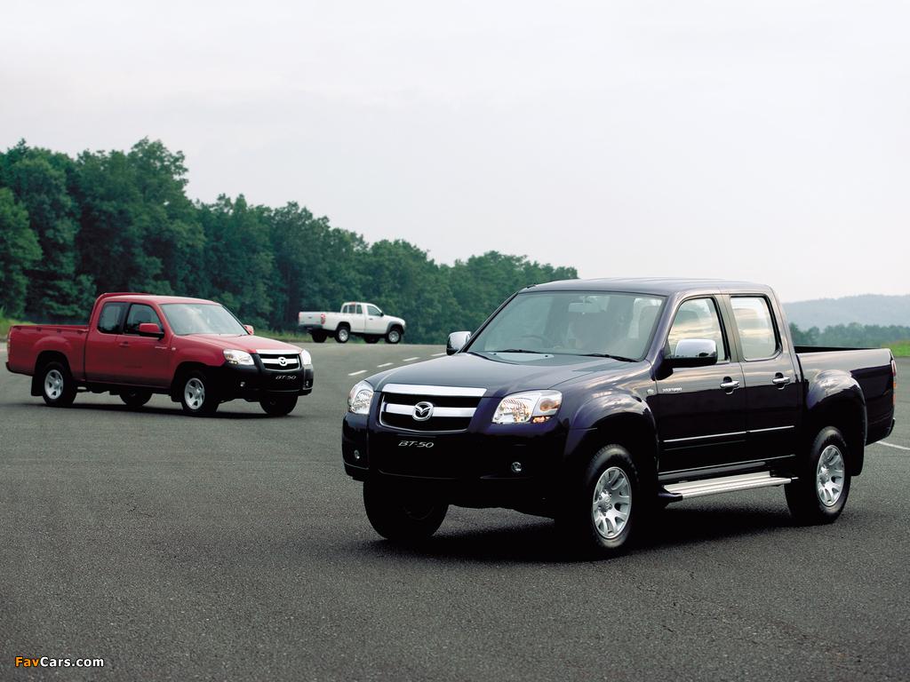 Mazda BT-50 images (1024 x 768)
