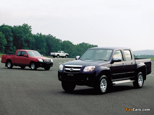 Mazda BT-50 images (640 x 480)