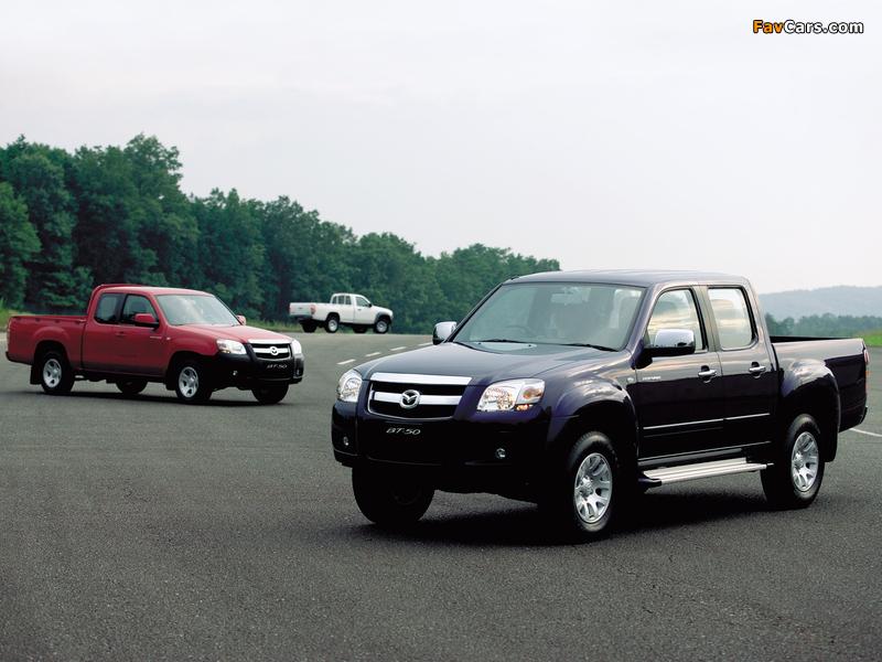 Mazda BT-50 images (800 x 600)