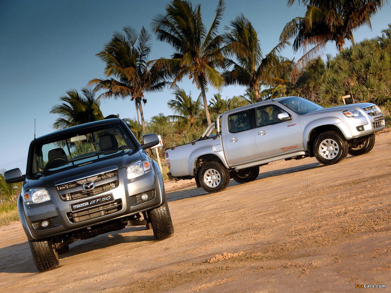 Mazda BT-50 images (1280 x 960)