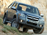 Photos of Mazda BT-50 Double Cab 2006–08