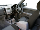 Photos of Mazda BT-50 Freestyle Cab AU-spec (J97M) 2006–08