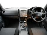 Photos of Mazda BT-50 Double Cab AU-spec (J97M) 2006–08