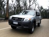 Photos of Mazda BT-50 Utility DX Double Cab AU-spec (J97M) 2008–11