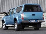 Photos of Mazda BT-50 Double Cab AU-spec (J97M) 2008–11