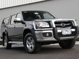 Photos of Mazda BT-50 Boss Double Cab AU-spec (J97M) 2008–11