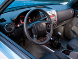 Photos of Mazda BT-50 Double Cab (J97M) 2008–11