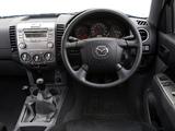 Photos of Mazda BT-50 Freestyle Cab AU-spec (J97M) 2008–11