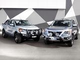 Photos of Mazda BT-50 Double Cab AU-spec 2011