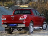 Photos of Mazda BT-50 Double Cab ZA-spec 2012