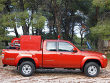 Pictures of Mazda BT-50 Freestyle Cab Fire Service (J97M) 2006–08