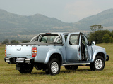 Pictures of Mazda BT-50 Freestyle Cab ZA-spec (J97M) 2006–08