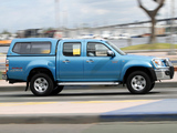 Pictures of Mazda BT-50 Boss Double Cab AU-spec (J97M) 2008–11