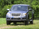 Pictures of Mazda BT-50 Double Cab UK-spec (J97M) 2008–11