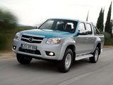 Pictures of Mazda BT-50 Double Cab (J97M) 2008–11