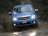 Pictures of Mazda BT-50 Double Cab AU-spec (J97M) 2008–11