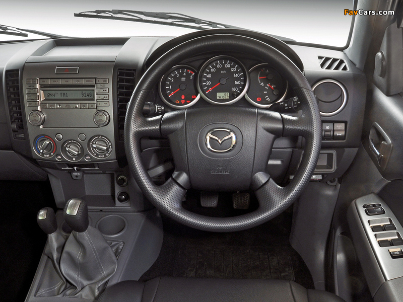 Pictures of Mazda BT-50 Double Cab ZA-spec (J97M) 2008–11 (800 x 600)