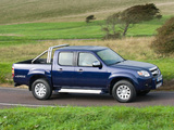 Mazda BT-50 Double Cab UK-spec (J97M) 2006–08 wallpapers