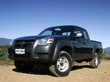 Mazda BT-50 Freestyle Cab AU-spec (J97M) 2006–08 wallpapers