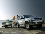 Mazda BT-50 Double Cab 2006–08 wallpapers